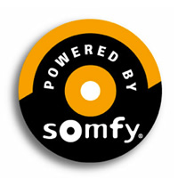 Persiane e tende elettriche Claus: powered by Somfy.