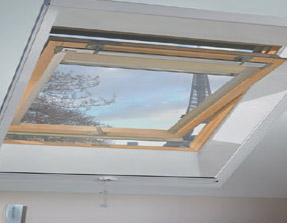 Zanzariere per finestre sottotetto profilati alluminio for Finestre sottotetto