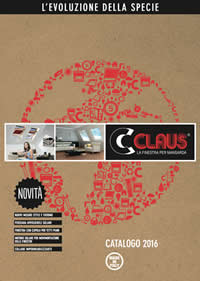 CATALOGO CLAUS 2016