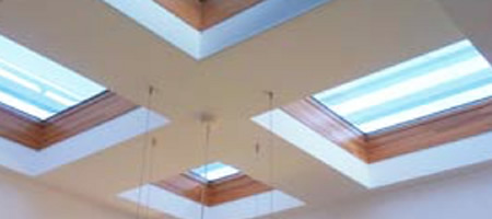 Claus finestre per tetto e mansarda lucernari e abbaini for Lucernario mansarda